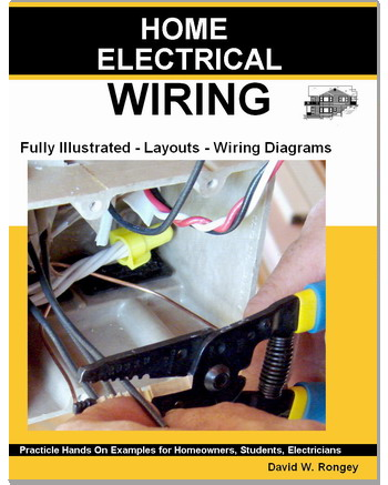home electrical wiring book guide to home electrical wiring fully illustrated electrical wiring diagram for residential home at aneh.co