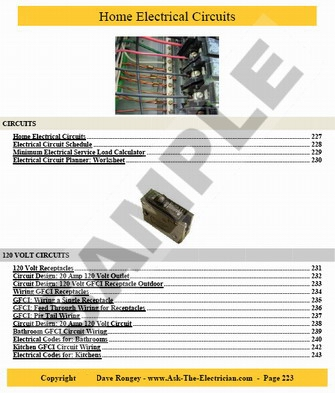 Contemporary Electrical Wiring Book Image Collection - Electrical ...